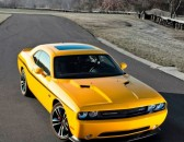 2012 Dodge Challenger SRT8 Yellow Jacket