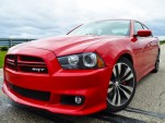 2012 Dodge Charger SRT8 Development Mule