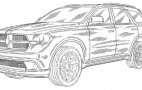 2012 Dodge Durango/Magnum Images Leaked Via USPTO