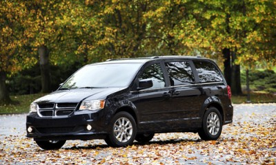 2012 Dodge Grand Caravan Photos