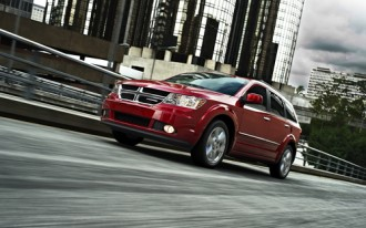 2012 Dodge Journey Family Crossover: Free Third-Row Seating Through March