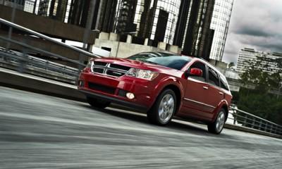 2012 Dodge Journey Photos