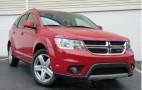 2012 Dodge Journey SXT: Driven