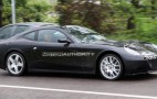 Spy Shots: First Test Mules For Ferrari's 612 Scaglietti Successor