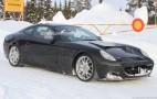 Spy Shots: 2012 Ferrari 612 Scaglietti Successor Test-Mule