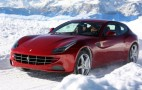 Ferrari Launches Winter Driving School