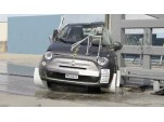 2012 Fiat 500 Side Impact Test