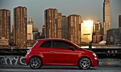2012 FIAT 500 Photos