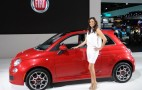 2011 Detroit Auto Show: 2012 Fiat 500 Live Photos