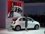 2012 Fiat 500 Cabrio live photos