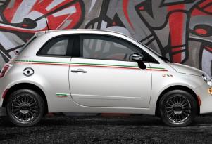 2012 Fiat 500 Mopar accessories range