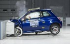 2012 Fiat 500 Awarded Top Safety Pick By IIHS