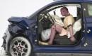 2012 Fiat 500 IIHS crash testing