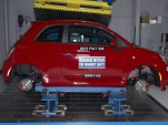 2012 Fiat 500 Minicar Named IIHS Top Safety Pick Despite Size