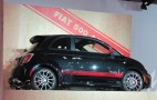 2012 Fiat 500 Abarth Live Photos: Los Angeles Auto Show