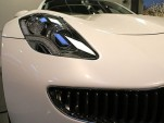2012 Fisker Karma, offered for sale on eBay, December 2011