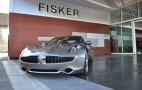 Famous Harrods Store In London Welcomes Fisker Karma