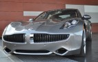 2012 Fisker Karma Electric Car: Quick Drive Review [Video]