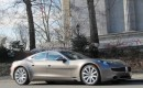 Sandy Carnage: Fisker Karmas Submerged In Salt Water Burn At Port