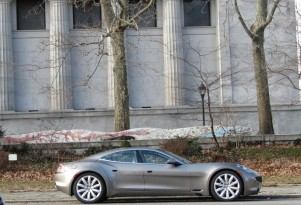 2012 Fisker Karma: Brief Drive Report