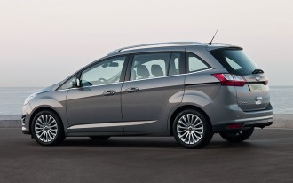 2012 Ford C-Max: Preview and Photo Gallery