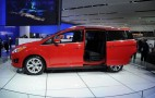2011 Detroit Auto Show: 2012 Ford C-Max Live Photos