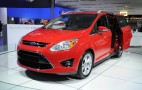 Video: 2012 Ford C-Max Live Unveiling At 2011 Detroit Auto Show