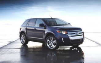 2012 Ford Edge With 2.0-Liter EcoBoost Engine Gets 30 MPG Highway Rating