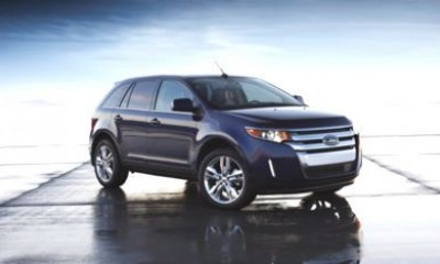 2012 Ford Edge Photos