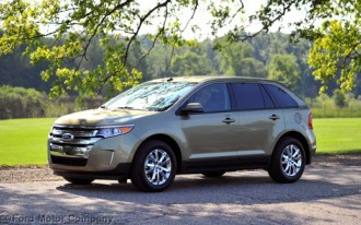 Ford Recalls 2012 Edge Crossover For Fire Risk