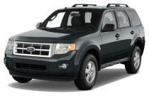 2012 Ford Escape 4WD 4-door XLT Angular Front Exterior View