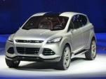 2011 Ford Vertrek concept