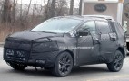 Spy Shots: 2012 Ford Escape