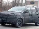 2012 Ford Escape spy shots