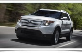 2012 Ford Explorer Photos