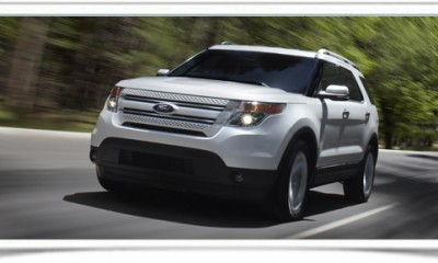 2012 ford explorer review ratings specs prices and. Black Bedroom Furniture Sets. Home Design Ideas