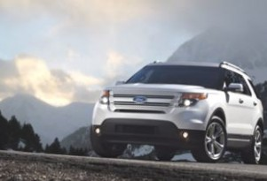 2012 Ford Explorer EcoBoost Pricing Announced