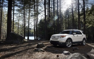 Ford Explorer Hits The 100,000-Sales Milestone In Early October