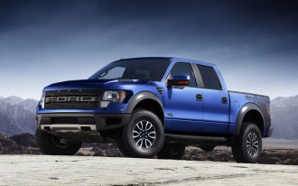 2012 Ford F-150 SVT Raptor Gets Even More Capable Off-Road