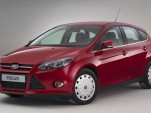 2012 Ford Focus ECOnetic, high gas-mileage turbodiesel model for Europe