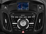 2012 Ford Focus Electric 5dr HB Audio System