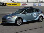 2012 Ford Focus Electric To Pace NASCAR Race