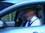 2012 Ford Focus Gives Letterman a Late Show Test-Drive