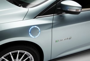 Ford Can Design Tesla-Like Electric Car, CEO Says; Does Higher-Power Charging Push Mean It May?