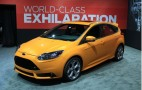 2012 Ford Focus ST Live Photos: 2011 Los Angeles Auto Show