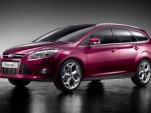 2012 Ford Focus station wagon, launched at 2010 Geneva Motor Show
