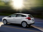 2012 Ford Focus Electric: All The Parts It Doesn't Have...