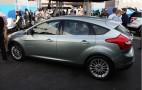 CES 2011: Ford Focus Electric Live Photos