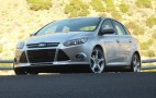 2012 Ford Focus: Live Gallery