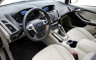 2012 Ford Focus Sales Dashed By Component Problem: Report